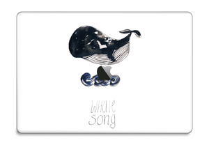 "Whale song Skin MacBook Pro 15"" 2016-"