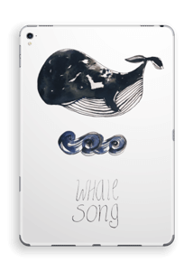 Whale song Skin IPad Pro 9.7