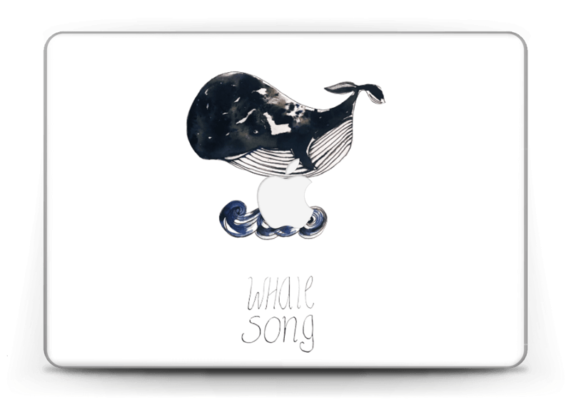 "Wal Song Skin MacBook Pro Retina 13"" 2015"