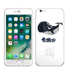 Whale song Skin IPhone 6 Plus