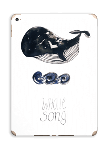Whale song Skin IPad Air 2