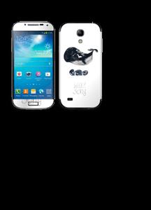 Whale song Skin Galaxy S4 Mini