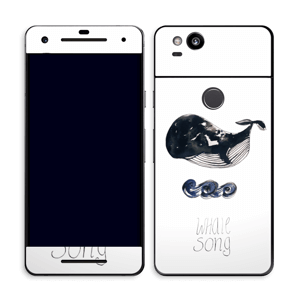 Whale song Skin Pixel 2