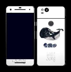 Whale Song Vinilo  Pixel 2