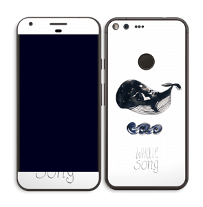Whale song Skin Pixel XL