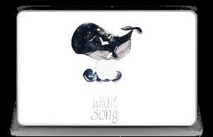 """Whale song Skin MacBook Air 11"""""""