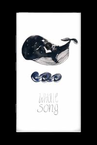 Whale song Skin Nokia Lumia 920