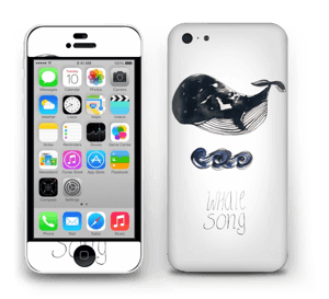 Whale Song tarrakuori IPhone 5c