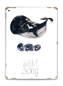 Whale song Skin IPad Pro 12.9