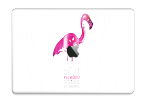 "Be a flamingo Skin MacBook Pro 13"" 2016-"