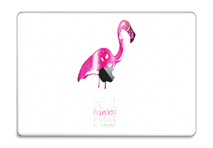 "Be a flamingo Skin MacBook Pro 15"" 2016-"