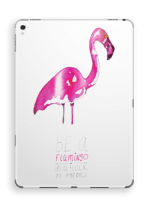 Be a flamingo Skin IPad Pro 9.7