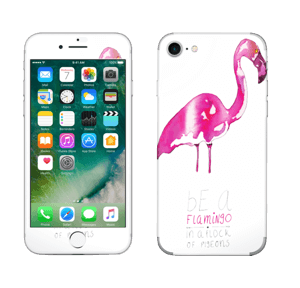 Be a flamingo Skin IPhone 7