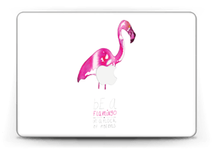 "Be a flamingo Skin MacBook Pro Retina 13"" 2015"