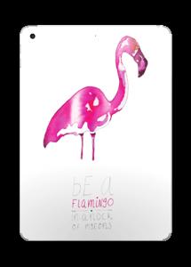 Be a flamingo Skin IPad 2017