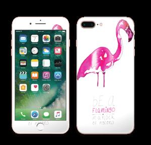 Be a flamingo Skin IPhone 7 Plus