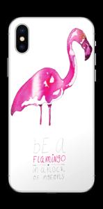 Be a Flamingo vinilo  IPhone X
