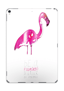 Be a flamingo Skin IPad Pro 10.5