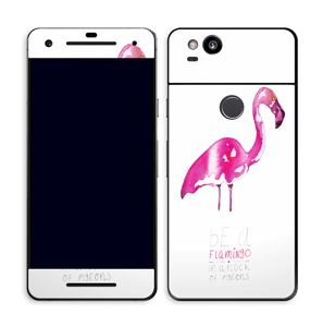 Be a flamingo Skin Pixel 2