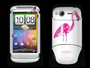 Be a flamingo  Skin Desire