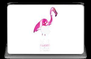 "Be a flamingo Skin MacBook Air 11"""