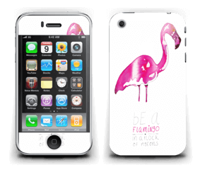 Be a flamingo Skin IPhone 3G/3GS