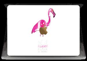 "Be a flamingo Skin MacBook 12"""