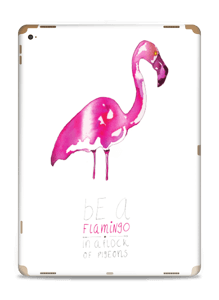 Be a flamingo  Skin IPad Pro 12.9