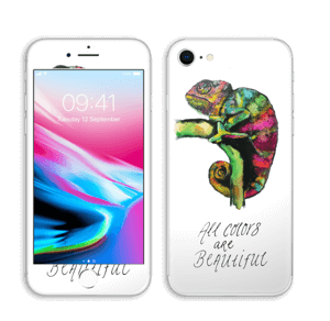 All colors are beautiful Skin IPhone 8