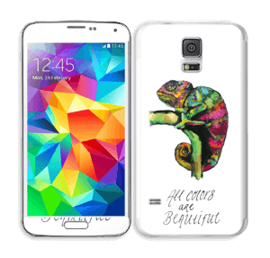 All colors are beautiful Skin Galaxy S5