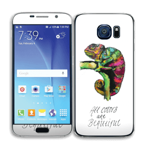 All colors are beautiful Skin Galaxy S6