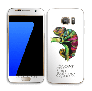 All colors are beautiful Skin Galaxy S7