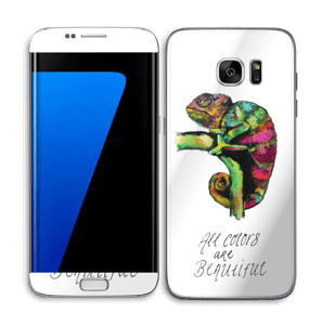 All colors are beautiful Skin Galaxy S7 Edge