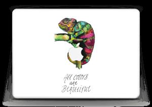 "All colors are beautiful  Skin MacBook Air 13"""