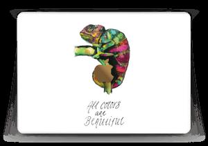 "All colors are beautiful Skin MacBook 12"""