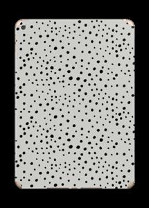 Prikker på grått Skin IPad Air 2