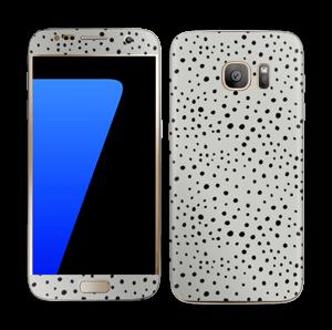 Gris Pointilleux Skin Galaxy S7