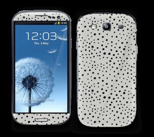 Prikker på gråt Skin Galaxy S3