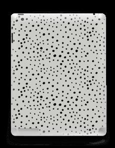 Gris Pointilleux Skin IPad 4/3/2