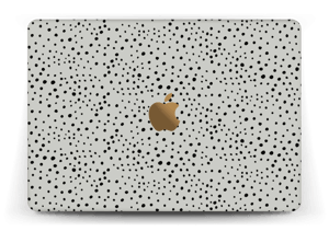 """Prikker på grått Skin MacBook 12"""""""