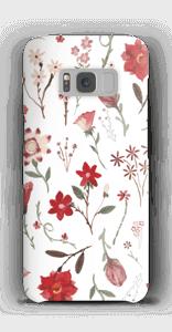 Rose garden case Galaxy S8