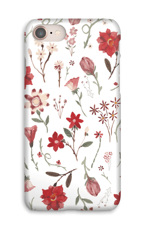 Rosenhave cover IPhone 8