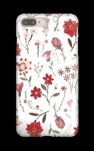 Rose garden case IPhone 8 Plus