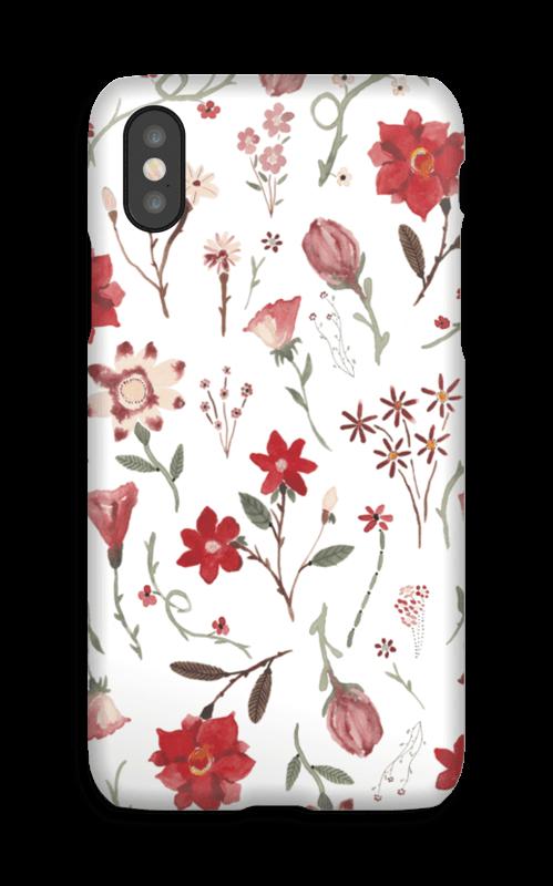 Rosehage deksel IPhone X