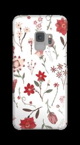 Rosengarten Handyhülle Galaxy S9