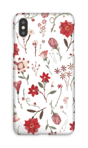 Rose garden case IPhone XS Max