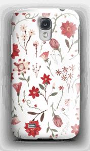 Rose garden case Galaxy S4
