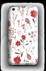 Ruusutarha kuoret IPhone 5c