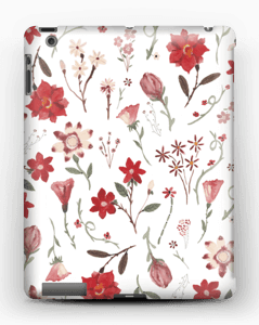 Rose garden case IPad 4/3/2
