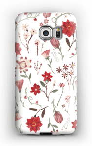 Rosehage deksel Galaxy S6 Edge